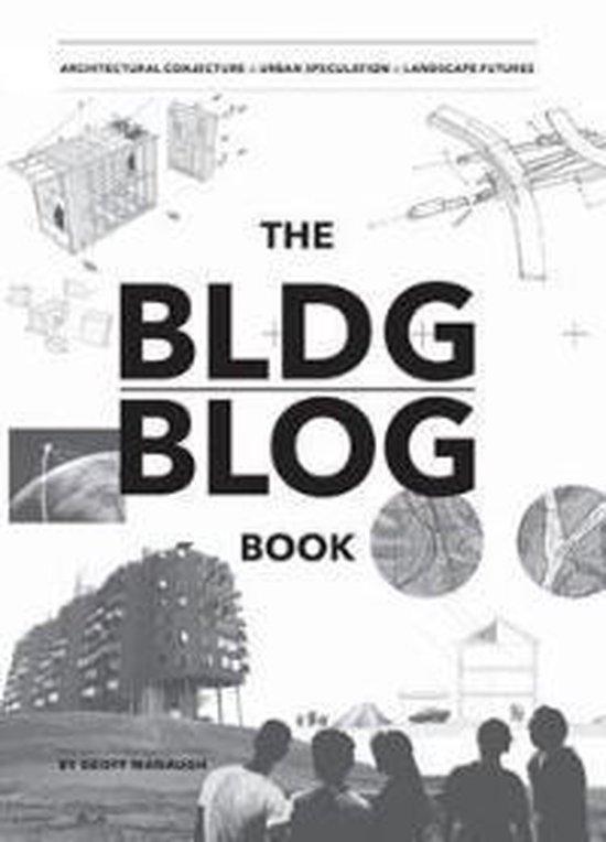 Boek cover Bldgblog Book van Geoff Manaugh