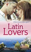 Omslag Topcollectie 63 - Onverbiddelijke Latin lovers (3-in-1)