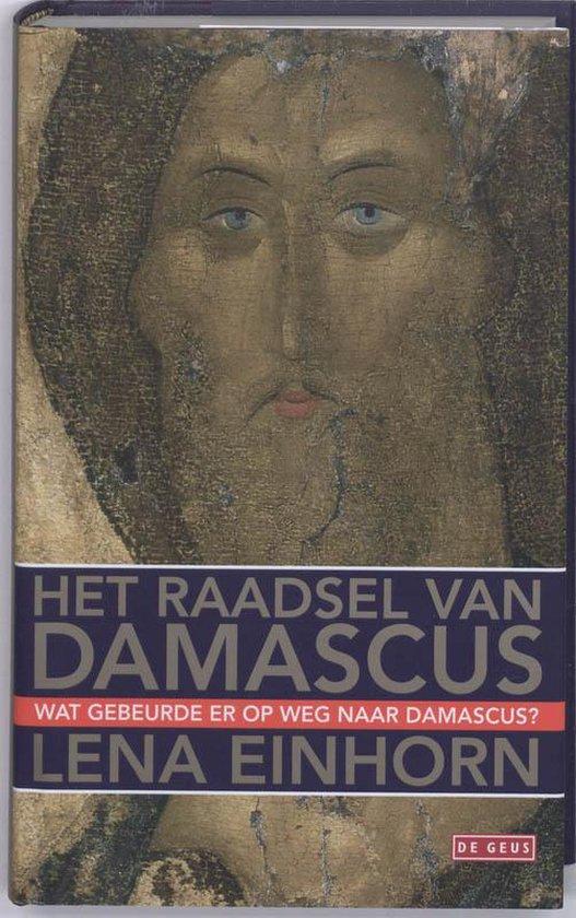 Het raadsel van Damascus - Lena Einhorn |