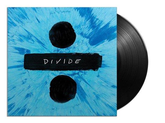 CD cover van ÷ DIVIDE (Deluxe LP) van Ed Sheeran
