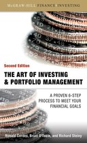 Boek cover The Art of Investing and Portfolio Management van Ronald Cordes