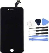 Voor Apple iPhone 6 Plus - A+ LCD scherm Zwart & Tools