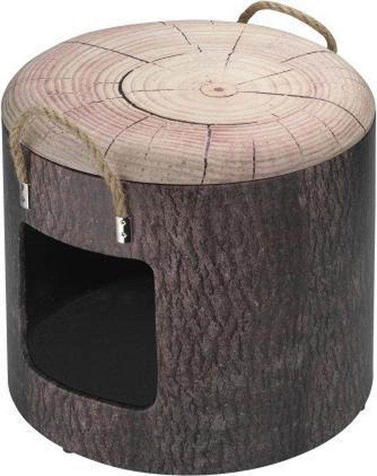 Petbox wood -  S - 30x26CM