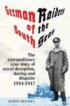 German Raiders of the South Seas