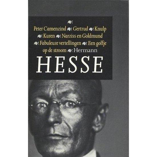 Peter Camenzind; Gertrud; Knulp; Kuren; Narziss en Goldmund; Fabuleuze vertellingen; Een golfje op de stroom - Hermann Hesse | Fthsonline.com