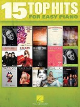 15 Top Hits for Easy Piano (Songbook)