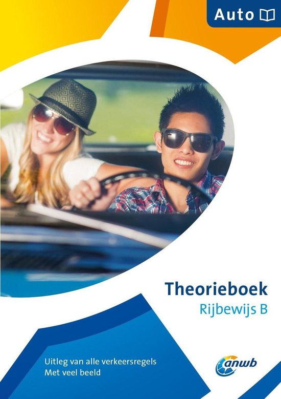 ANWB rijopleiding - Auto Theorieboek - ANWB  