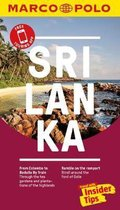 Sri Lanka Marco Polo Pocket Travel Guide - with pull out map