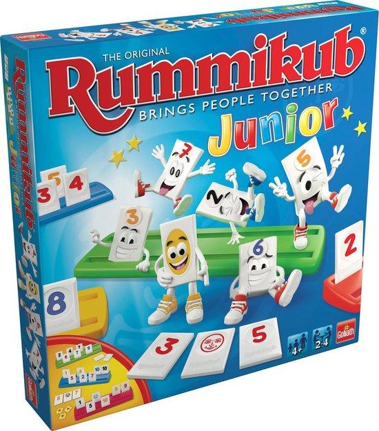 Rummikub Junior - Bordspel