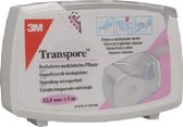 3M Transpore - 2.5 x 0.5  - Pleisters