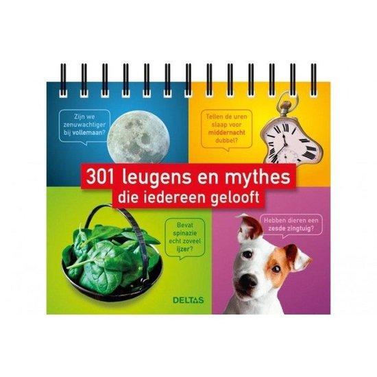 301 leugens en mythes die iedereen gelooft - none |