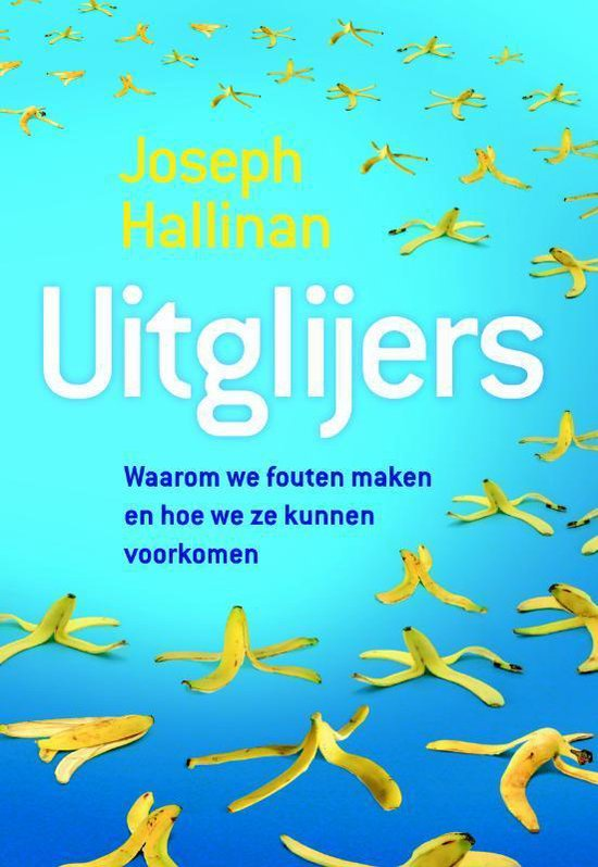 Uitglijers - Joseph Hallinan |