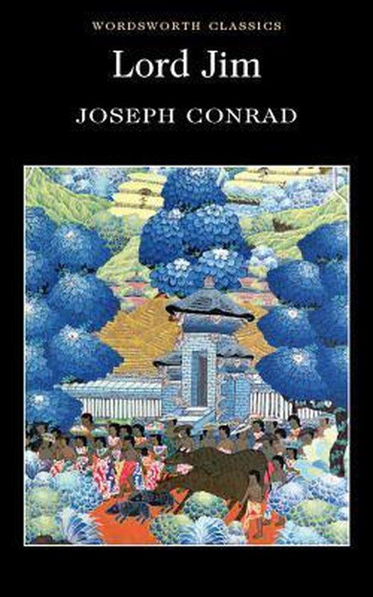 Boek cover Lord Jim van Joseph Conrad