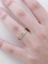 Boccia Titanium Ring bicolor