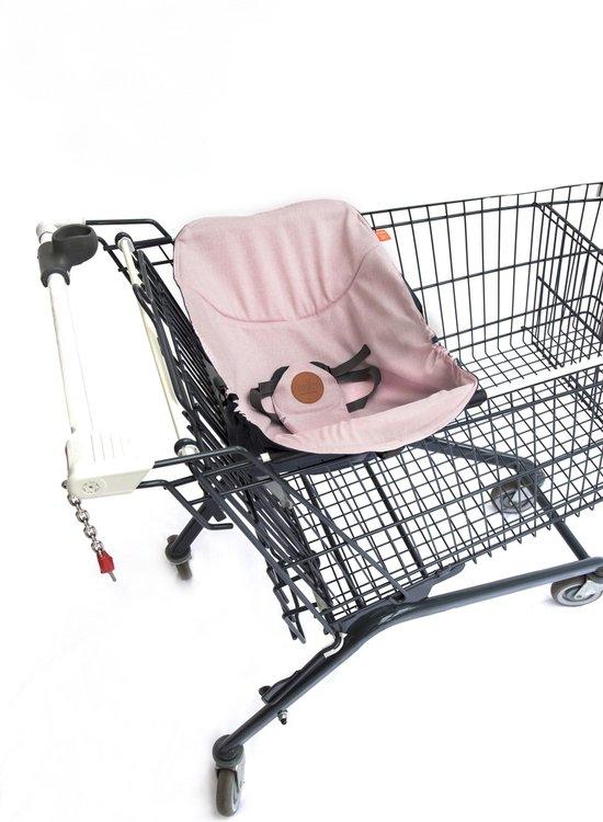 Poppiezz Baby Hangmat 2GO - Roze