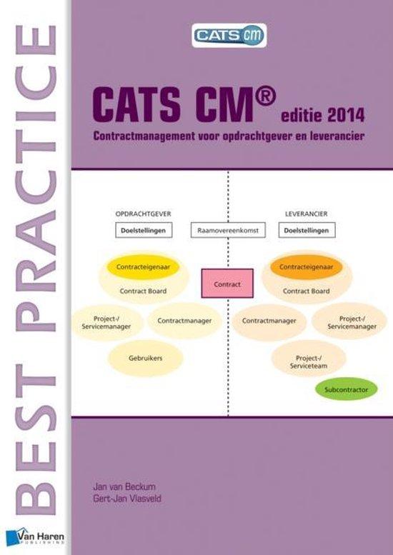 CATS CM(R) Editie 2014 - Jan van Beckum |