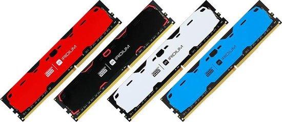 Goodram IR-2400D464L15S/4G geheugenmodule 4 GB DDR4 2400 MHz