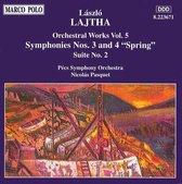 Lajtha: Orchestral Works Vol.5