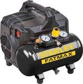 STANLEY Fatmax Silent Compressor DST 101/8/6 - Olievrij