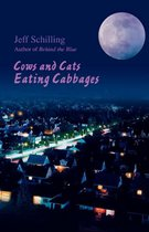 Cows and Cats Eating Cabbages