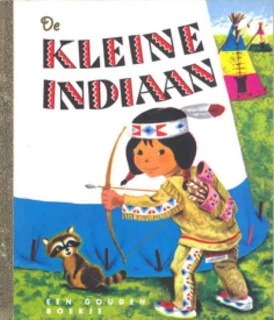 Gouden Boekjes - De kleine indiaan - M. Wise Brown |
