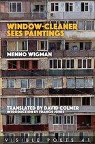 Window-cleaner Sees Paintings