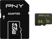 PNY microSDXC Prime 64GB