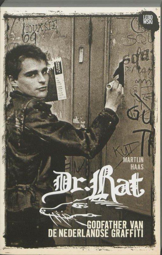 Boek cover Dr. Rat van Martijn Haas (Paperback)