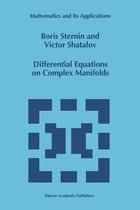 Differential Equations on Complex Manifolds