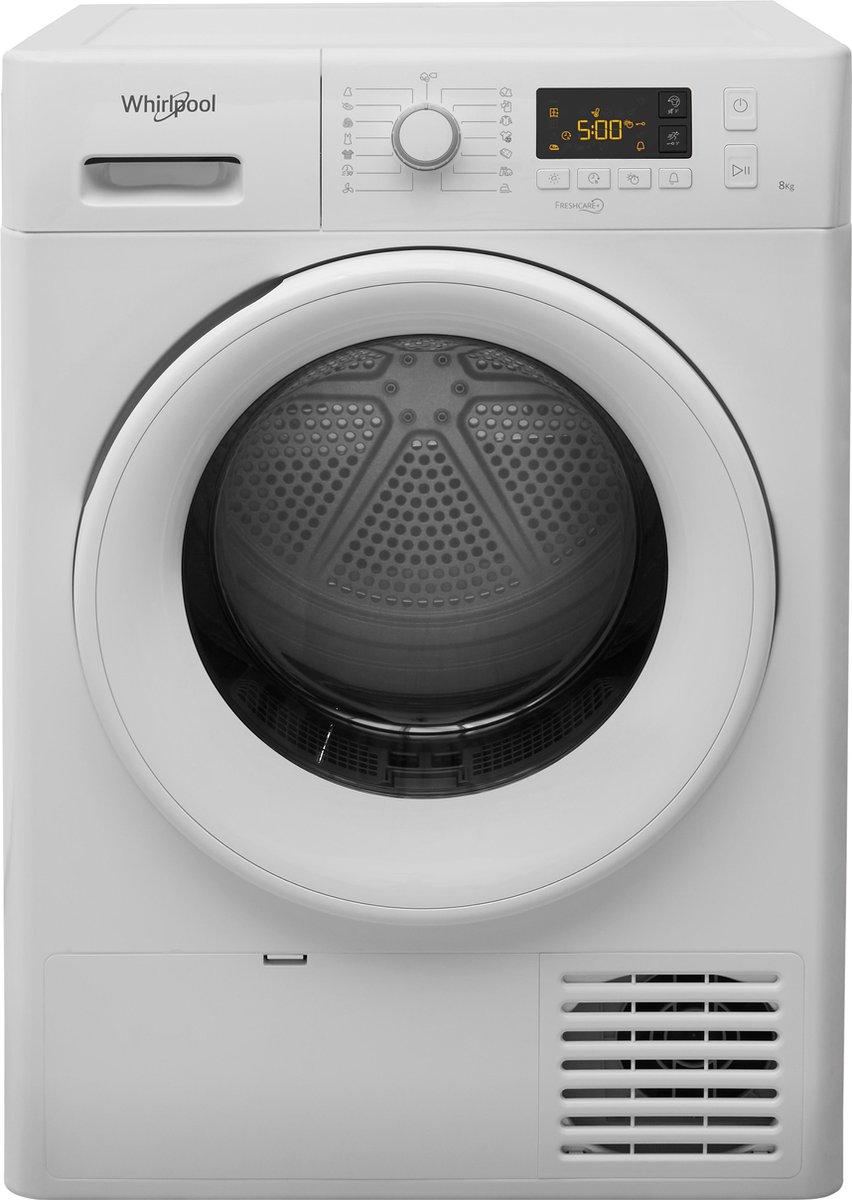Whirlpool FT CM11 8XB EU – Condensdroger – 8kg – B