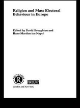 Religion and Mass Electoral Behaviour in Europe