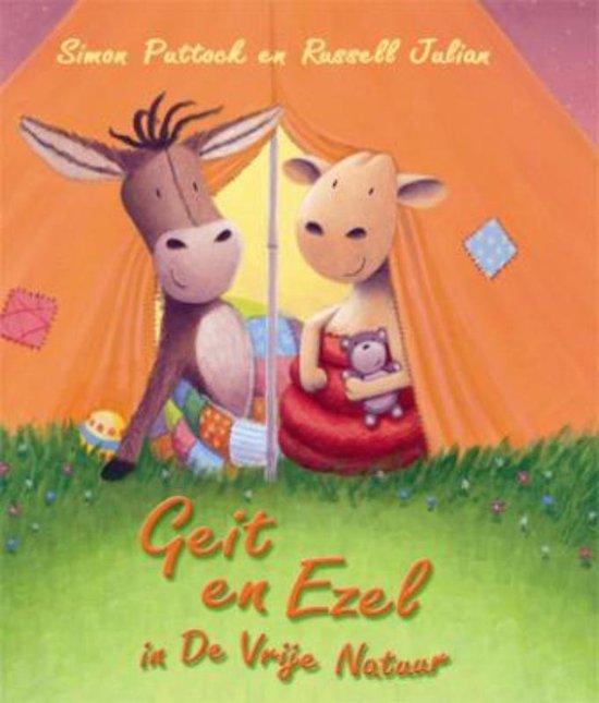 Geit en Ezel in de vrije natuur - S. Puttock pdf epub