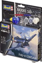 Revell Model Set F4U-4 Corsair
