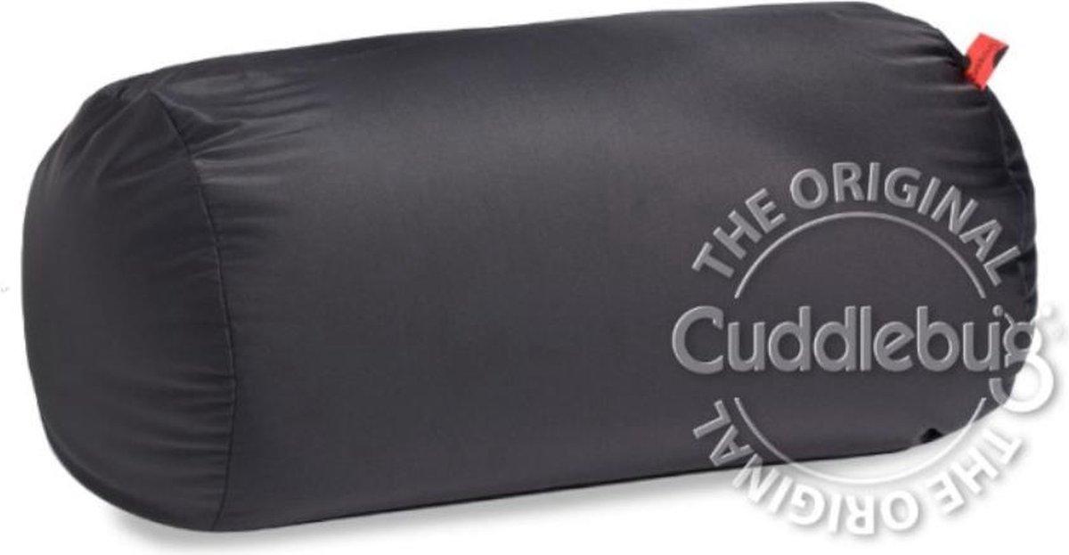 Cuddlebug kussen - zwart - Nekkussen (reizen) - zwart