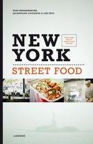 Boek cover New York Street Food van Jacqueline Goossens (Paperback)
