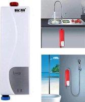 Dakta® Keukenboiler - Close-in - Koperen ketel - 6 liter - Elektrische boiler - 3000 Watt
