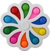 Dimple Digits -Fidget toys-Simple dimple-mega grote-tiktok-wit