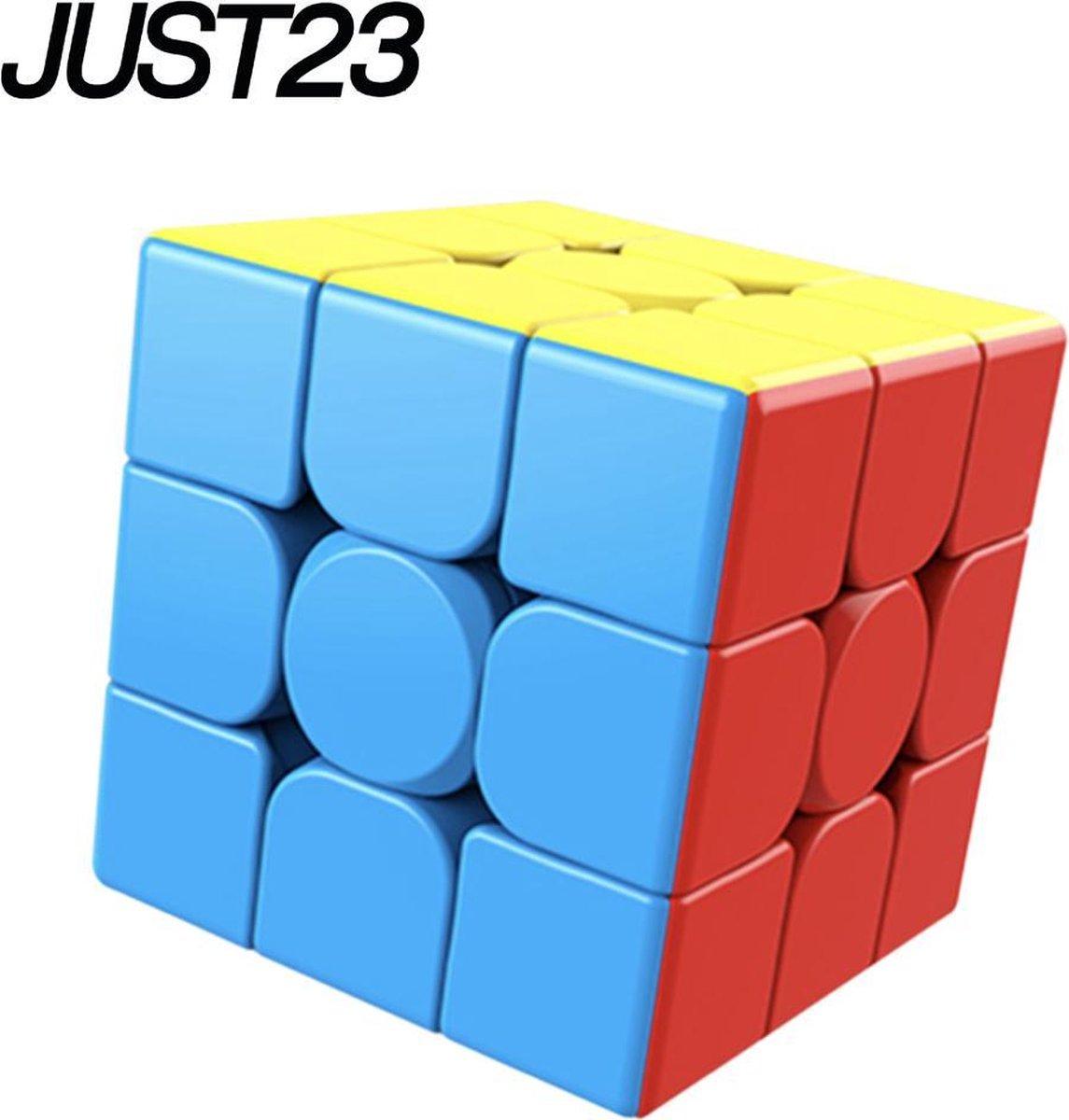 JUST23 MoYu Speed Cube 3x3 - Magic cube - Verstelbaar - Puzzelkubus