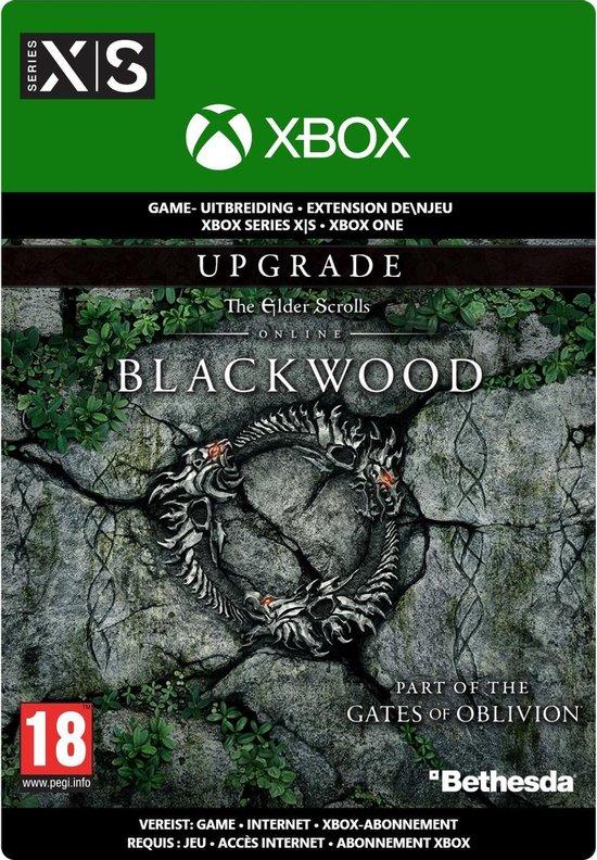 The Elder Scrolls Online: Blackwood Upgrade - Add-on - Xbox Series X + Xbox One Download