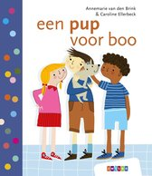 Leren lezen AVI start  -   een pup voor boo
