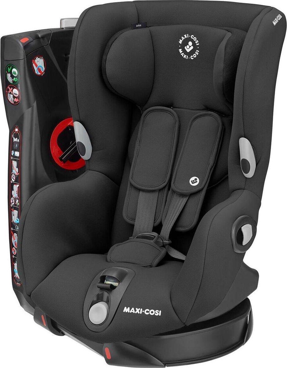Maxi Cosi Axiss Autostoel - Authentic Black