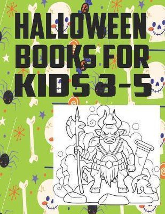 Halloween Books for Kids 3-5