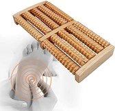 Doodadeals® | Voetmassage Roller | Voetmassage Apparaat Bloedsomloop | Voetmassage Apparaat | Voetmassage Hout | Foot Roller | Voetroller