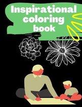 Inspiratonal coloring book