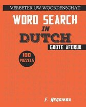WORD SEARCH in DUTCH