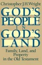 God's People in God's Land