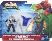 Spider-Man - Maximum Venom Miles Morales - Speelfiguur - Zwart   Rood