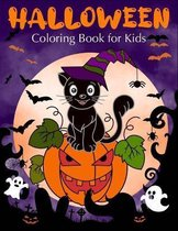Halloween - Coloring Book for Kids