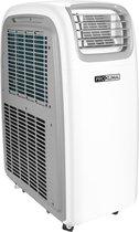 ProKlima XR-18K | Extreem Krachtige Mobiele Airconditioner | Met WiFi & Smart Home | 18000 BTU - 5.2 kW - Antraciet | Wit