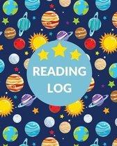 Book Log For Kids